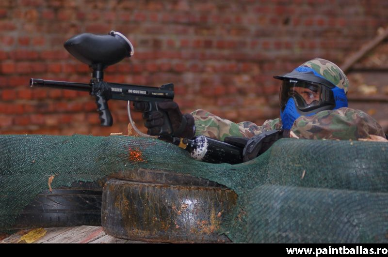 Teren Paintball